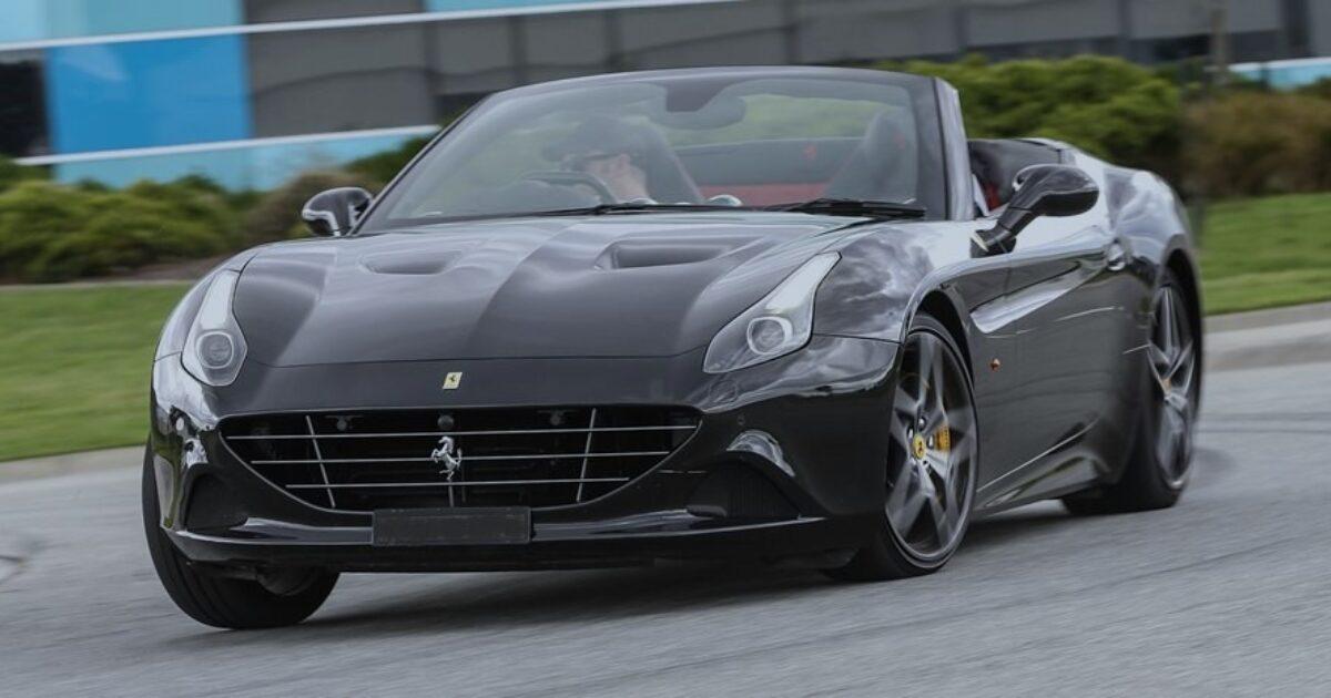 Ferrari California T 2018 | Lux Sports Car Rentals Melbourne